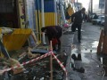 В Киеве разгромили магазины на Дарницком рынке