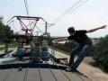 Двое юношей получили удар электротоком на крыше поезда в Одесской области