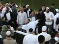 В Умань приехало уже около семи тысяч паломников-хасидов