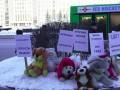 В Беларуси мужчину арестовали за организованный протест игрушек