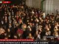 В Святогорской Лавре собралась толпа прихожан вопреки карантину