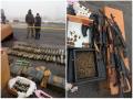Дело Рубана: СБУ показала видео перевозки оружия