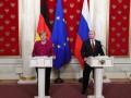Обсудили обострение на Донбассе: Меркель срочно позвонила Путину