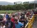 Почти трети жителей Венесуэлы недостает еды