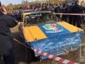 В Кривом Роге во время гонок авто въехало в толпу