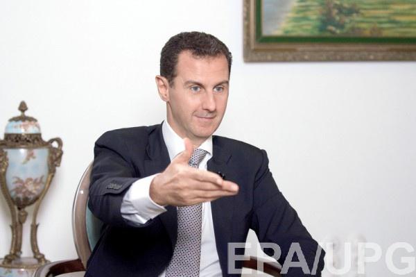 """Асад удостоится места в """"Чистилище"""" на сайте Миротворец"""