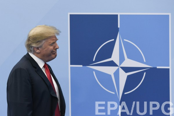 Трамп требует от союзников тратить на оборону 2% от ВВП