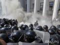 Адвокат: Гуменюк, задержанный за участие в столкновениях под Радой, не признает своей вины