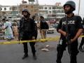 В Пакистане на митинге взорвали гранату: около 40 раненых