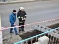 В оккупированном Луганске обрушился мост