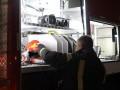 В Киеве из-за мангала горел ресторан