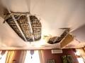 В Киеве квартиру известного писателя залило горячей водой