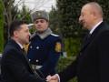 Зеленский поздравил Ильхама Алиева с днем рождения
