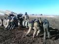 Артиллеристы провели учения в Херсонской области