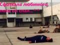 Коубы недели: twerk от кадетов РФ, спасатель Шкиряк и заглохший танк Армата