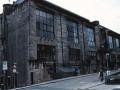 В Глазго частично сгорело старинное здание Школы искусств