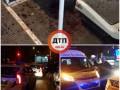 В Киеве в троллейбусе произошла кровавая драка