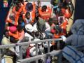 В Средиземноморье затонула лодка с мигрантами, десятки человек погибли