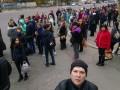 Херсонские перевозчики объявили забастовку