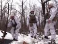 Военные укрепляют свои позиции под Донецком