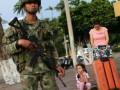 Военные Венесуэлы заблокировали доставку гуманитарной помощи