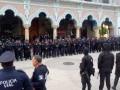 В Мексике 200 полицейских отстранили из-за связей с преступностью