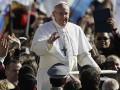 Интронизируй это. Возведение папы на престол (ФОТО)