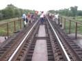 На восстановление взорванных на Донбассе мостов необходимо 20 миллионов гривен