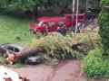 Госслужба по ЧС: Из-за дождя 167 населенных пунктов остались без света