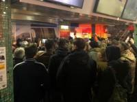В Киеве радикалы С14 устроили акцию против перевозчиков