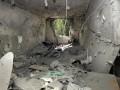 Бои под Донецком: фото разрушений и расстрелянного автобуса силовиков