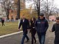 Виталий Кличко с женой и братом проголосовали на выборах в Киеве