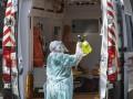 Под Винницей из больницы сбежал пациент с COVID-19