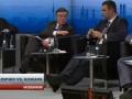 Кожара и Кличко поспорили на конференции в Мюнхене