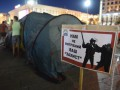 Участники Врадиевского шествия намерены 27 июля установить палатки на Майдане Незалежности