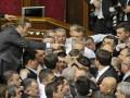 Год Верховной Раде: ТОП самых громких скандалов (ФОТО, ВИДЕО)