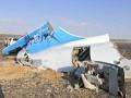 В России опознаны тела 58 погибших в авиакатастрофе Airbus A321