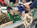 В Краматорске производство боеприпасов маскировали под салон штор