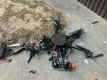Первый дрон Почты России разбился после минуты полета