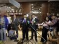 В Минске к переговорам по Донбассу присоединились террористы ЛНР