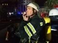 В центре Киева горит элитный ЖК