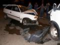 ДТП в Киеве: Нетрезвый водитель угрожал связями в СБУ, разбив несколько машин