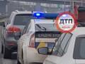 В Киеве водитель с эпилепсией устроил массовое ДТП с пятью авто