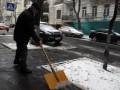 Попов лично проверил, как убирают от снега киевские улицы