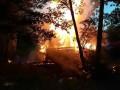 В Киеве произошел пожар на киностудии Довженко