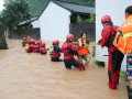 Наводнение в Китае затронуло более 2 млн человек. Фоторепортаж