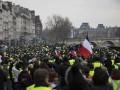 Протесты во Франции: число участников увеличилось до 50 тысяч