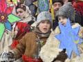 Рождественское шествие прошло улицами Киева: фоторепортаж