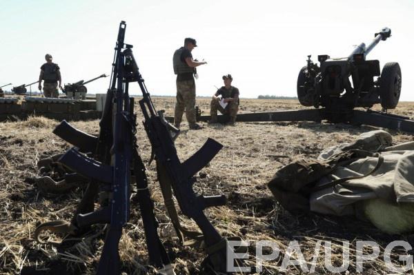 """Проект закона предусматривает введение понятия """"операция по обороне Украины"""""""