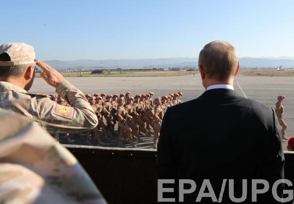 """Путин в очередной раз """"вывел"""" войска из Сирии"""